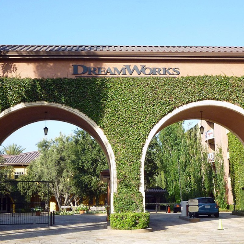Visit to the DreamWorks Campus