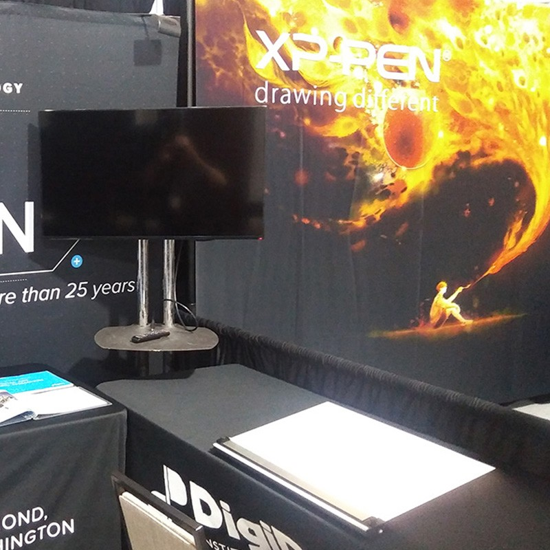 XP-Pen in CTN Expo