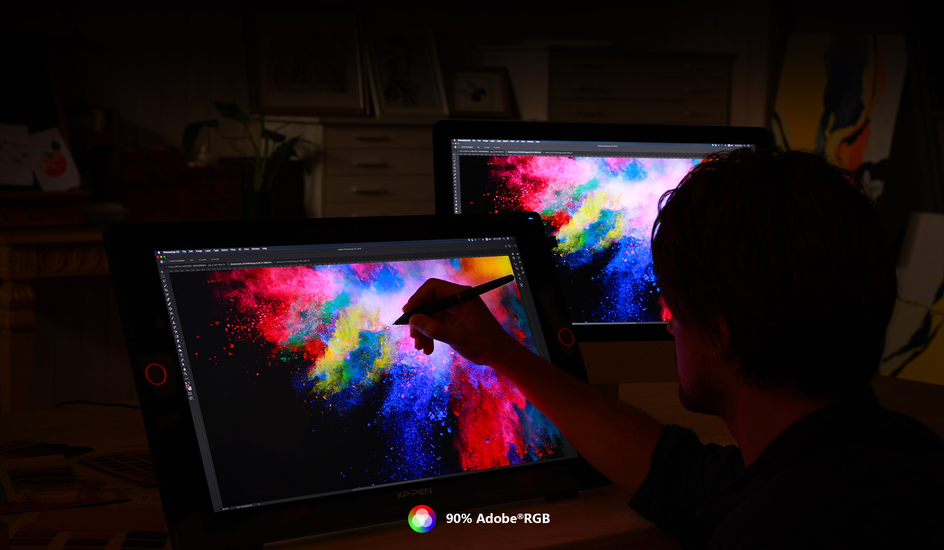 Fuel your creativity with XP-Pen Artist 24 Pro Graphic Pen Display