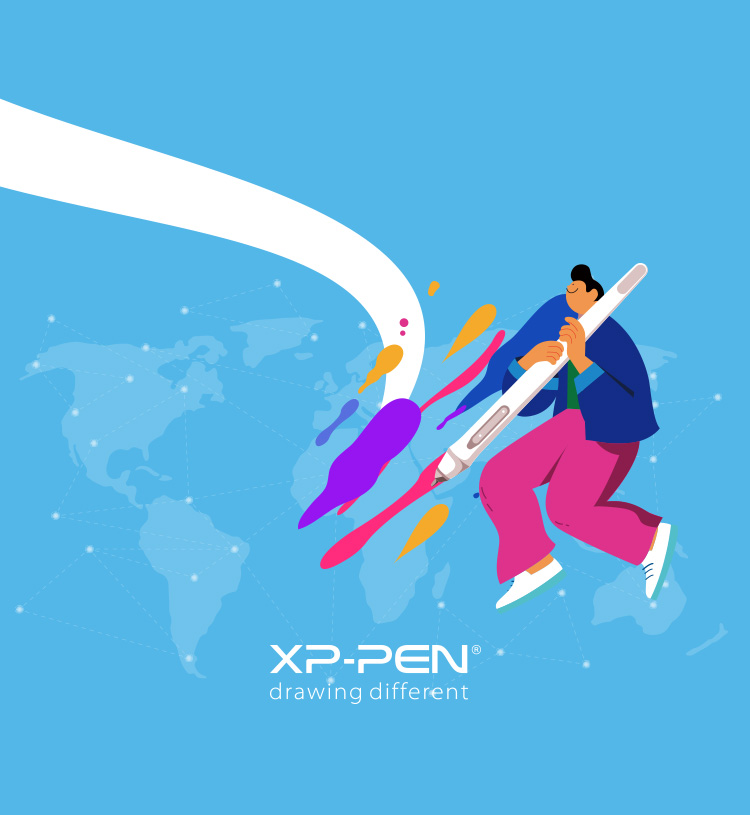 Happy 15th Anniversary to XP-PEN
