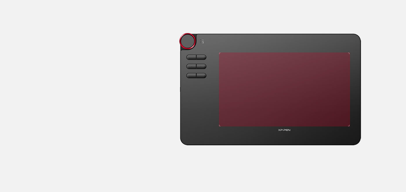 Deco 03 Wireless 2 4G Graphic Art Drawing Tablet|XP-PEN