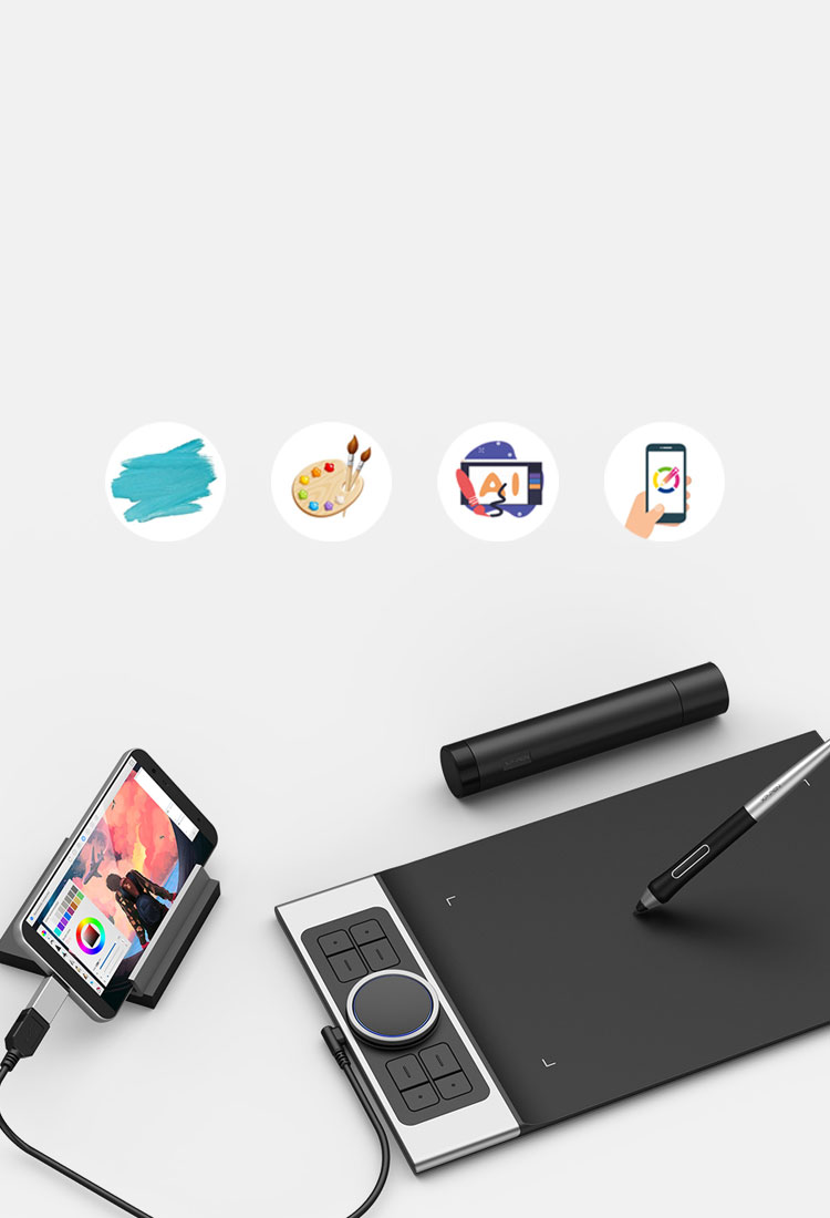 Deco Draw Drawing Appis a ideal tool for artists who favor Android devices
