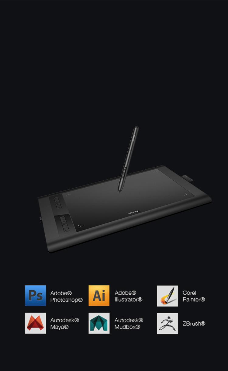 Star 03 Pro best affordable digital drawing tablet|XP-PEN