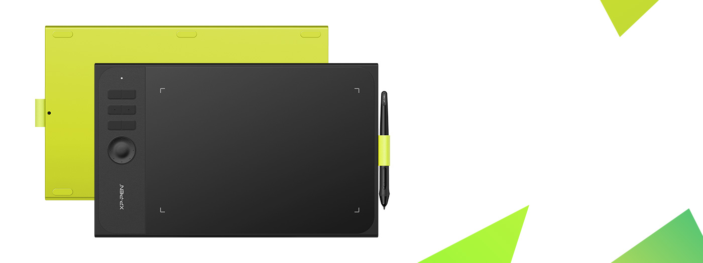 XP-Pen Star 06C computer drawing tablet with More colorful design