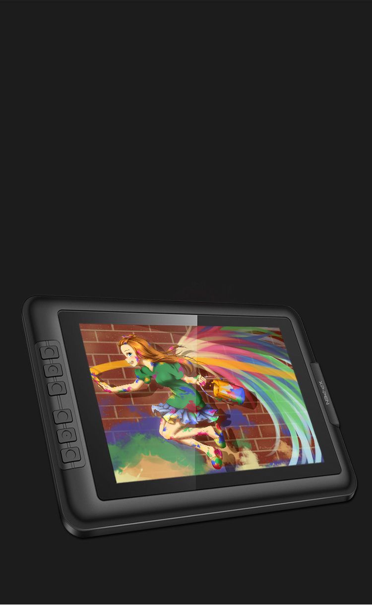 Artist 10S Interactive Pen Display Monitor for animation|XP-PEN